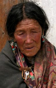 A Lady from Leh