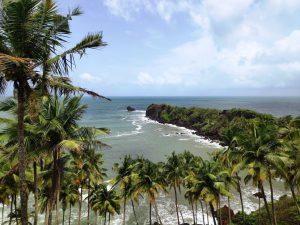 At a South Goa Coast