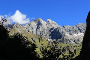 Mighty Himalayan Mountains