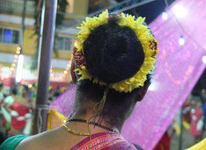 Local Goan Folk Dancer