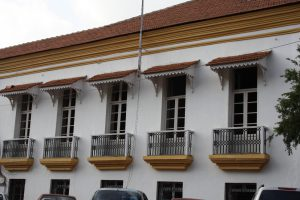 A Government Buidling in Panjim