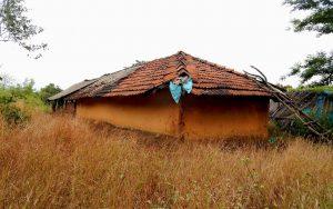 A Rustic House in Goan countryside