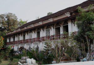 Braganza Mansion, Chandor