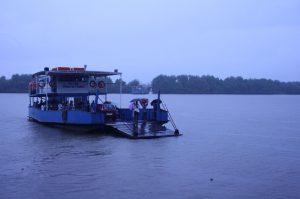 Divar Feery Boat Ride, Goa