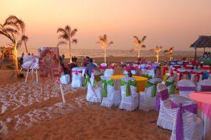 Goan Beachside Wedding