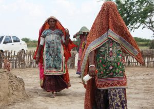 Ladies from Kutchh, Gujarat