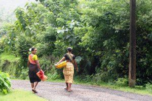 Local Village Ladies