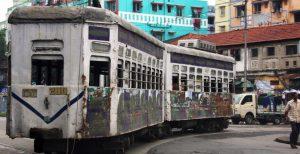 Tram in Kolkata 1