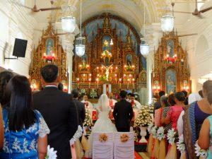 A Goan Catholic Wedding