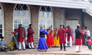 Clulutral Folk Show in Shimla