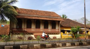 House at Raia on Highway