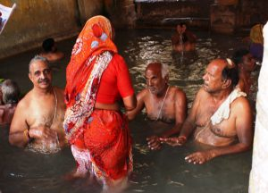 People Bathing