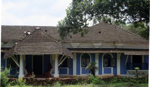 Large House with Typical Facade