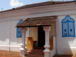 Sangolda House
